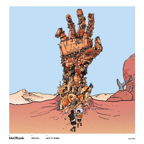 Dyl Thomas & Flu - Idol Hands (+Instrumentals) (2015)