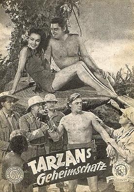 Tarzans geheimschatz richard thorpe kultkino weltweit for Johnny boden deutschland