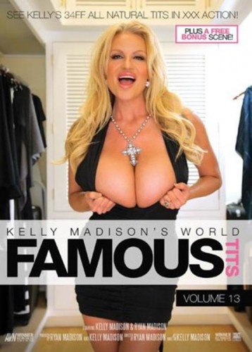 World Famous Tits 13 (2015)  Cover