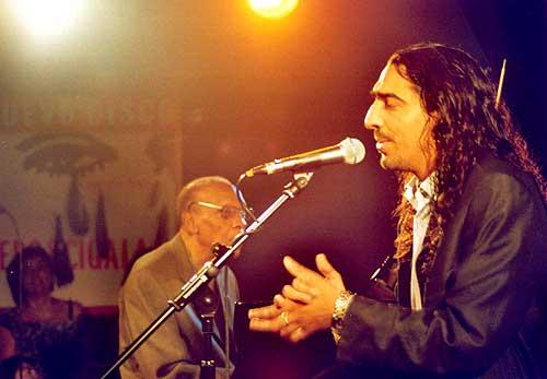 rvsglulu - Diego El Cigala And Bebo Valdez - Lagrimas Negras - 2004