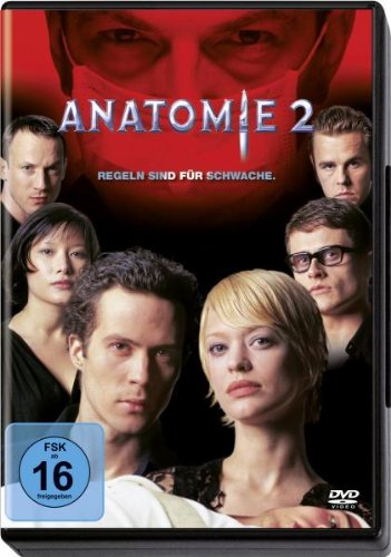 : Anatomie 2 2003 German Remastered BdriP x264-RaiNdeer