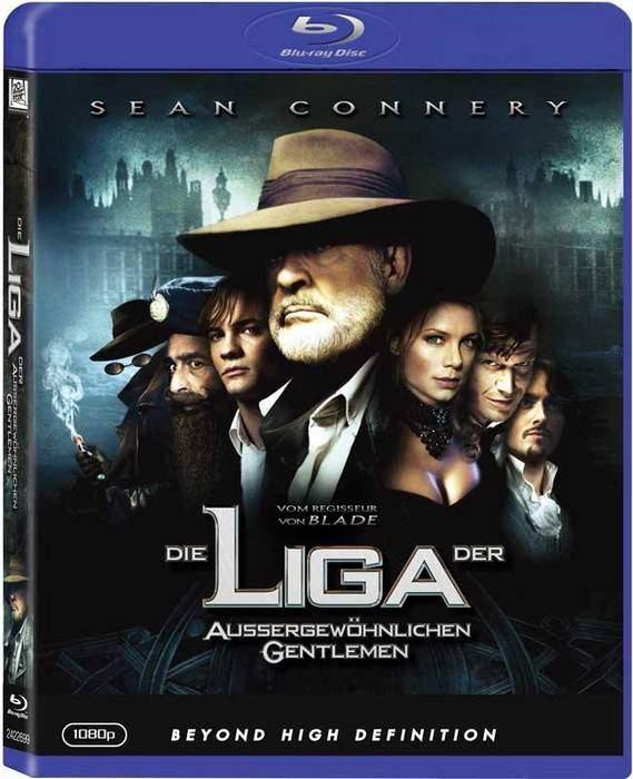 : Die Liga der aussergewöhnlichen Gentlemen 2003 German dts dl 1080p BluRay x264 c0nFuSed