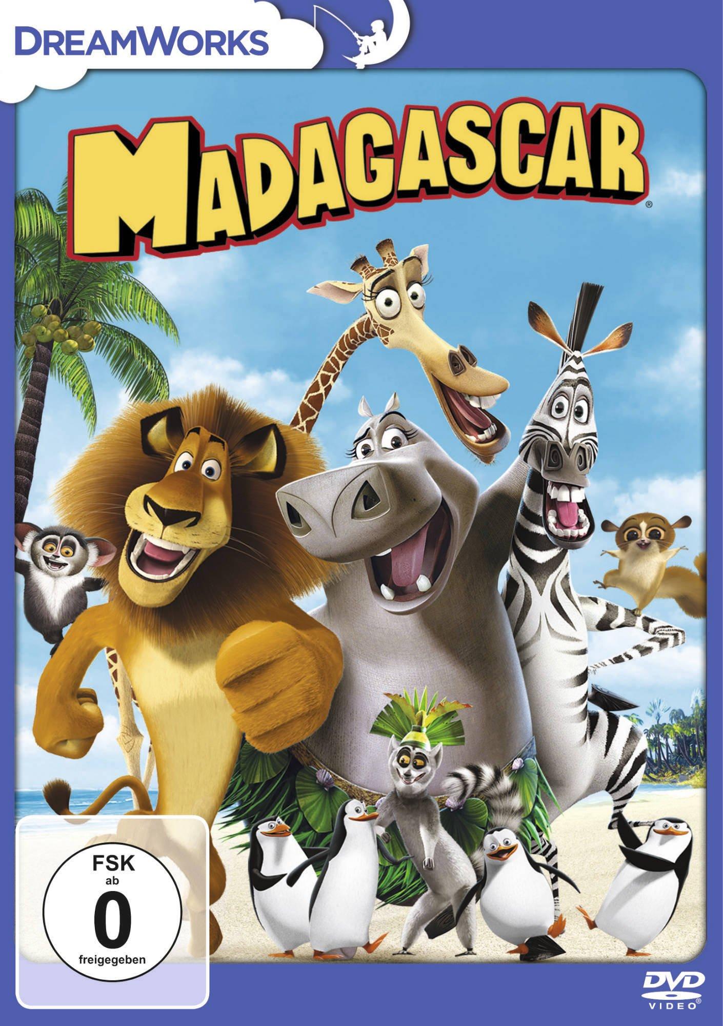 : Madagascar German 2005 DvdriP x264 iNternal-CiA