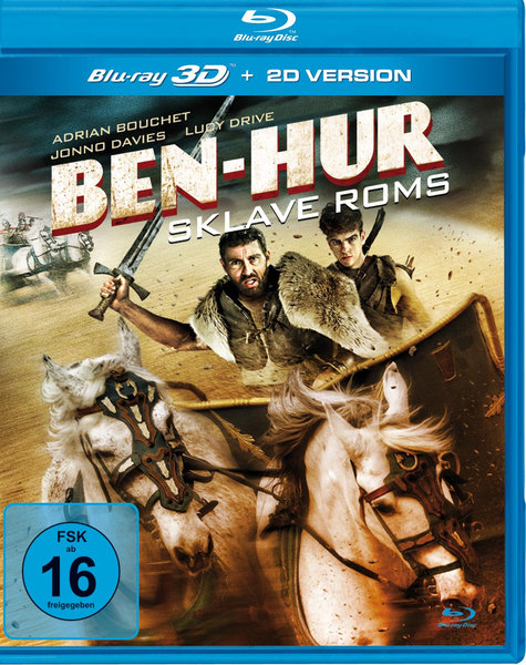 : Ben Hur Sklave Roms 3d 2016 German dl 1080p BluRay x264 LizardSquad