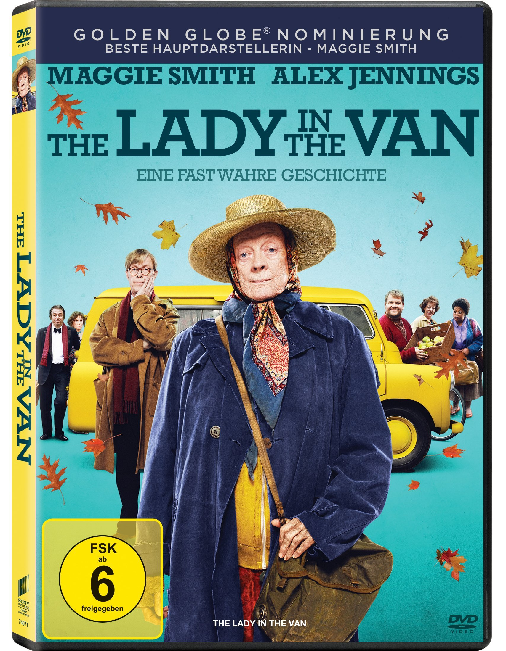 : The Lady in the Van German 2015 Ac3 BdriP x264-Xf