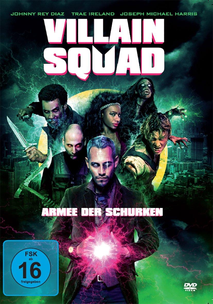 : Villain Squad Armee der Schurken German 2016 Ac3 BdriP x264-Xf