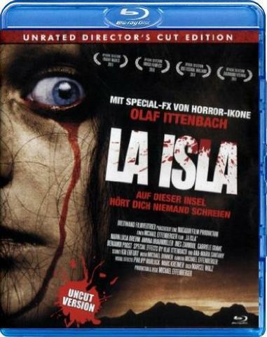 : La Isla 3d 2010 German 1080p BluRay x264 LizardSquad
