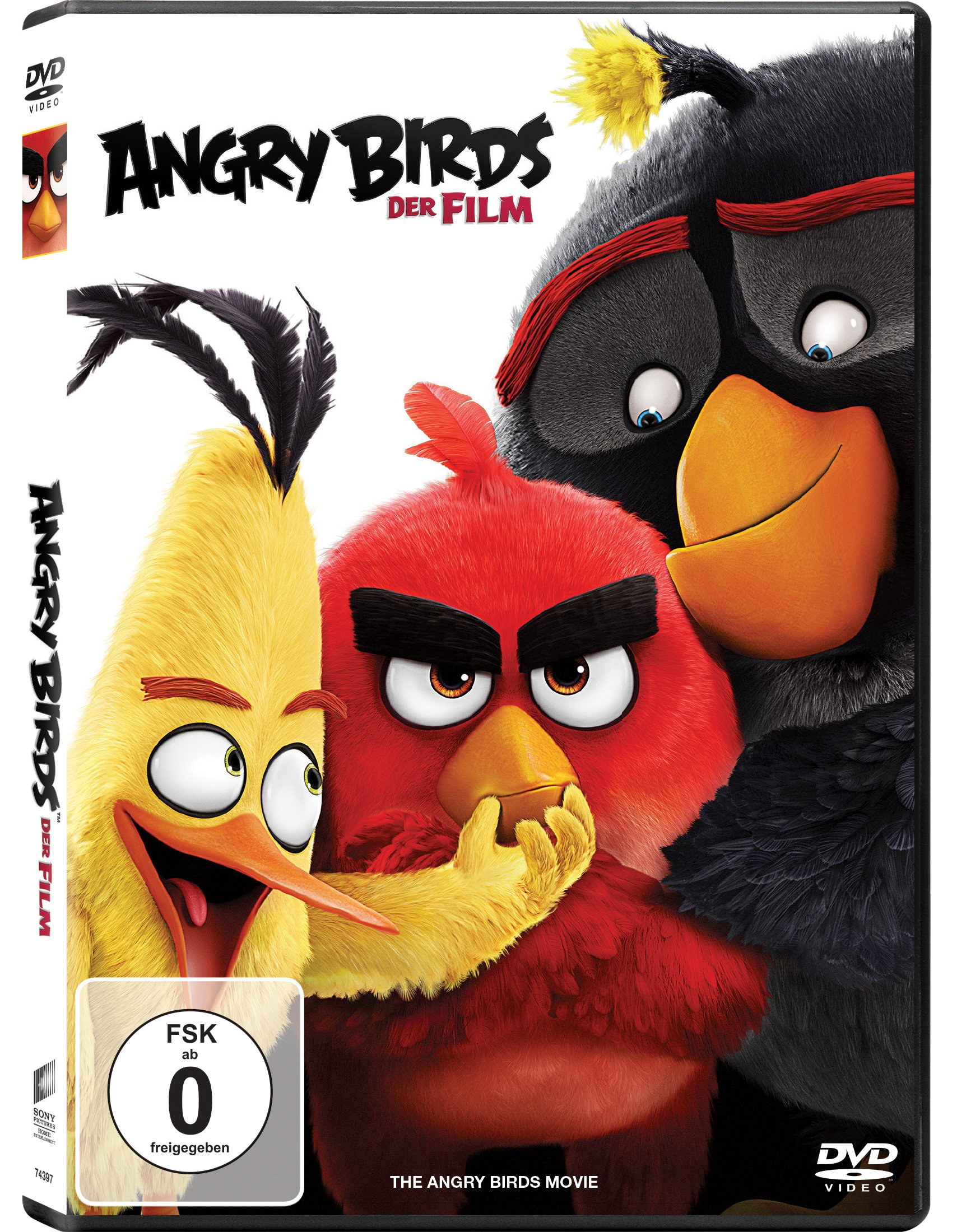 : Angry Birds Der Film German 2016 Dl BdriP x264-CiNeviSiOn