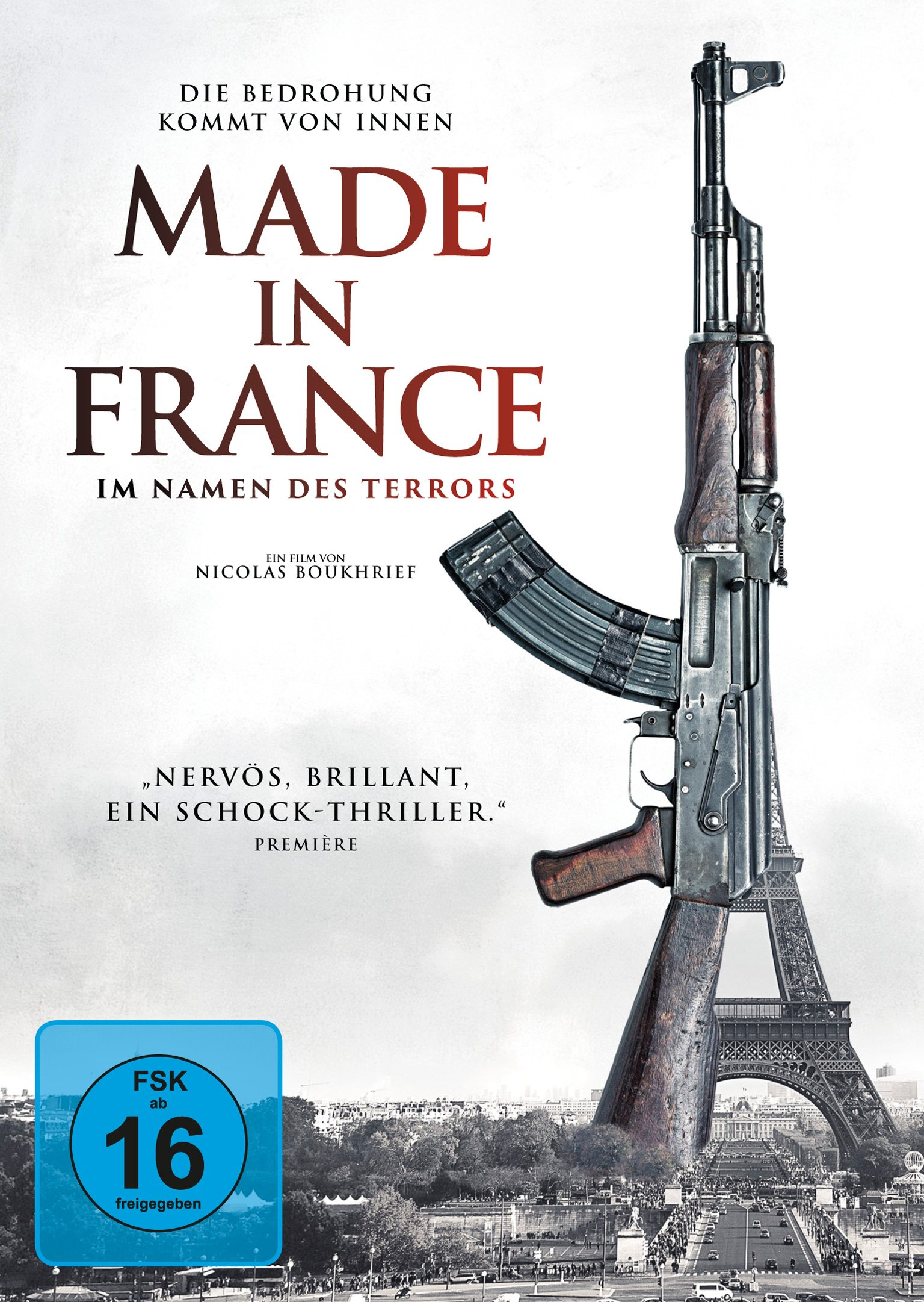 : Made in France German 2015 Bdrip x264-Roor