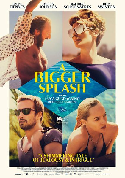 : a Bigger Splash 2015 German dl 1080p BluRay x264 encounters