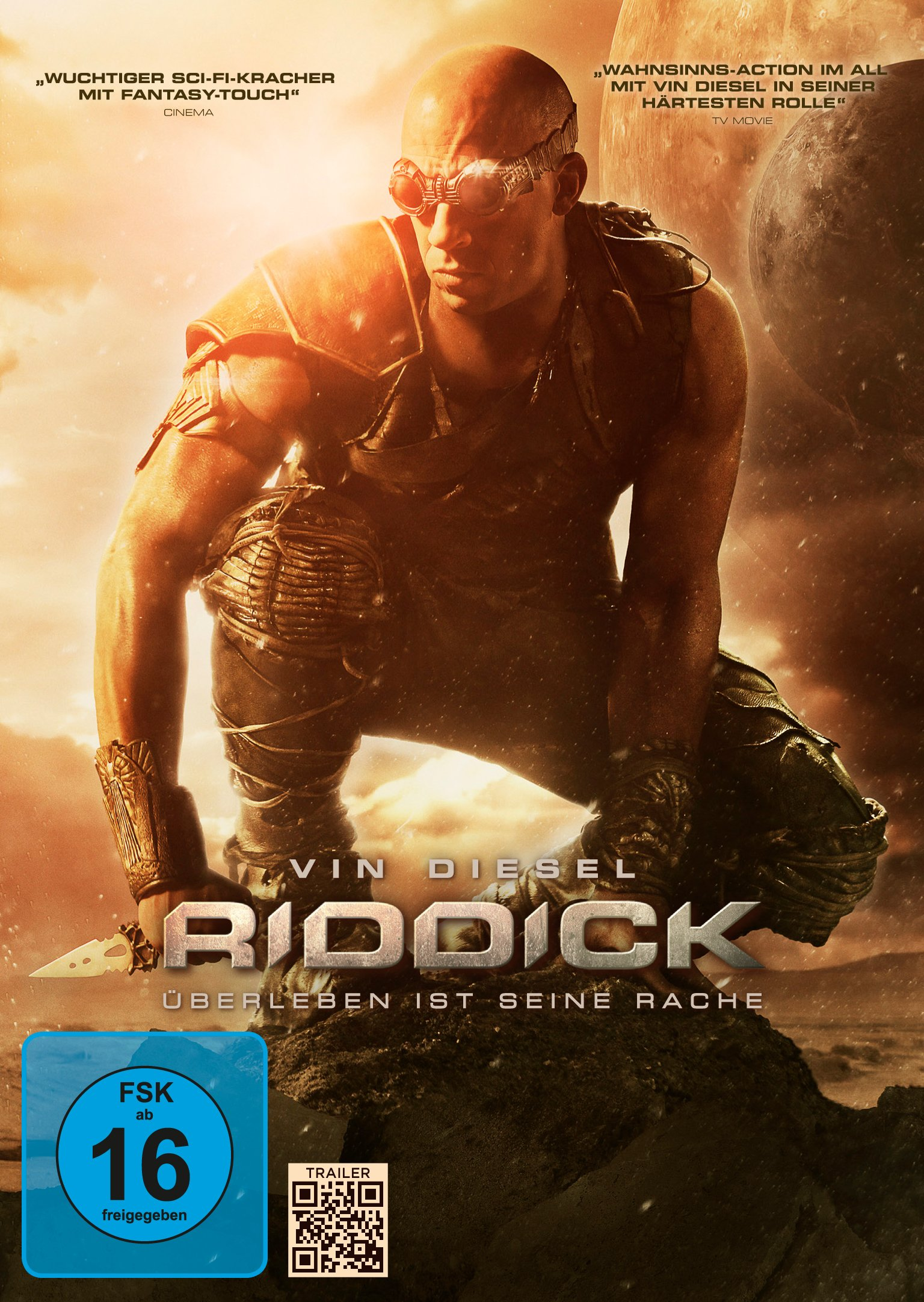 : Riddick Ueberleben ist seine Rache Extended German 2013 Ac3 Bdrip x264 iNternal-VideoStar
