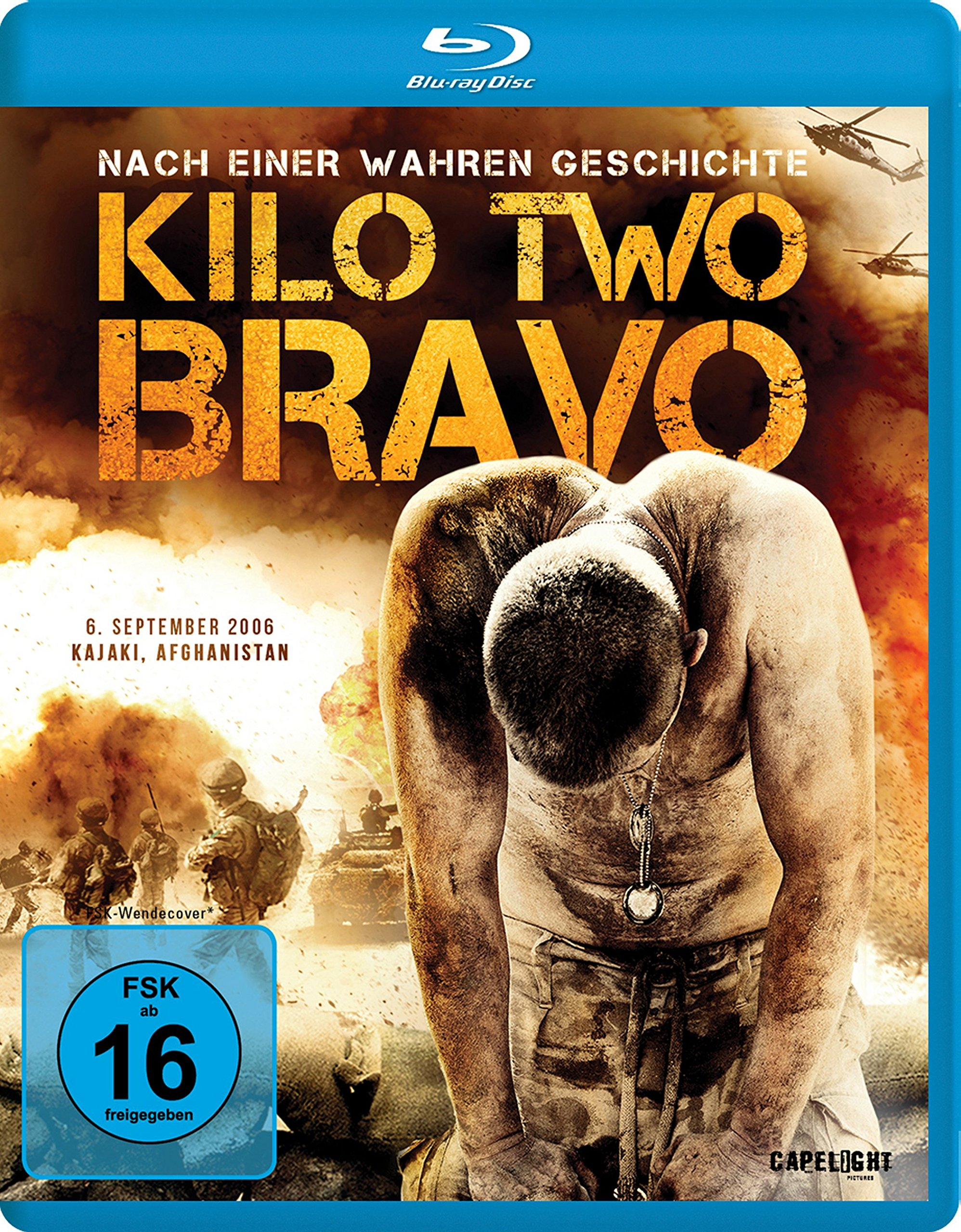 : Kajaki Kilo Two Bravo 2014 German Bdrip x264-ContriButiOn