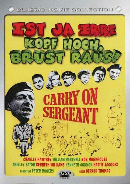 : Carry On Kopf hoch Brust raus 1958 german DVDRiP XviD rc