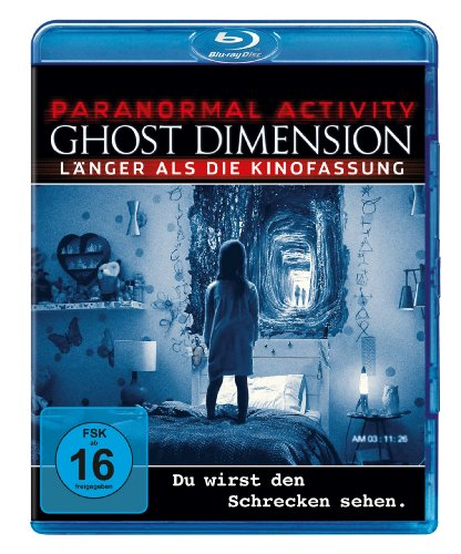 : Paranormal Activity The Ghost Dimension 2015 Multi Complete Bluray - Mht