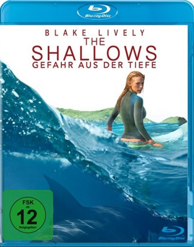 : The Shallows Gefahr aus der Tiefe 2016 German BDRip md x264 MULTiPLEX