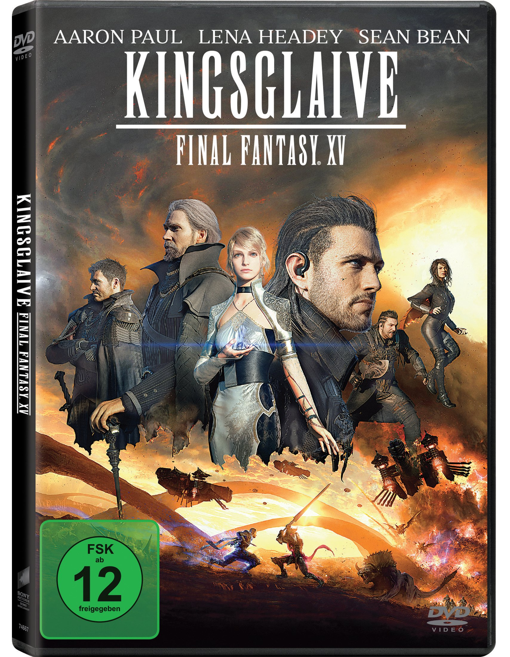 : Kingsglaive Final Fantasy Xv German Ac3 Webrip x264-PsO