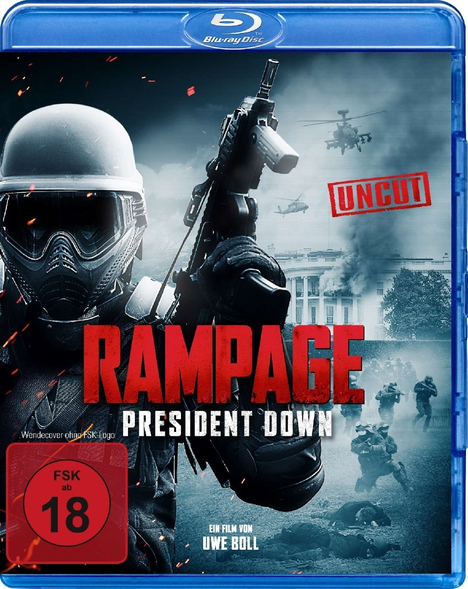 : Rampage President Down German 2016 Ac3 Bdrip x264-CoiNciDence