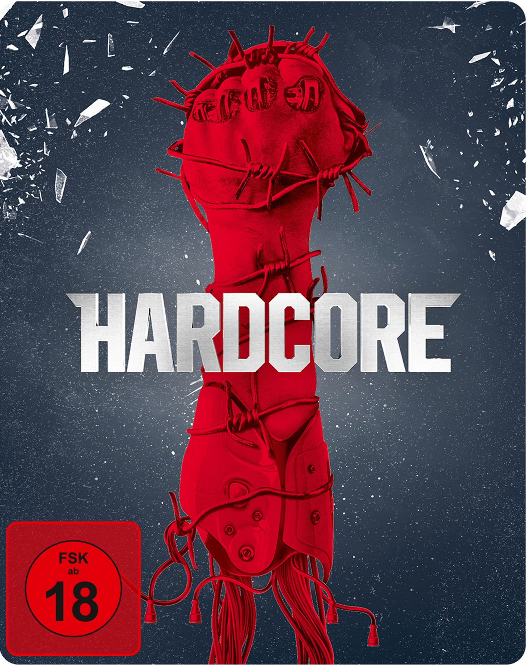 : Hardcore German 2015 Dl BdriP x264-CiNeviSiOn