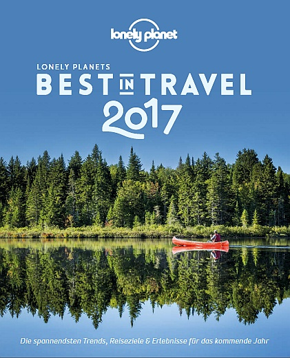 Lonely Planet - Bildband Best in Travel 2017