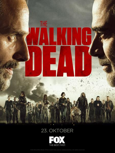 The Walking Dead 8 Staffel