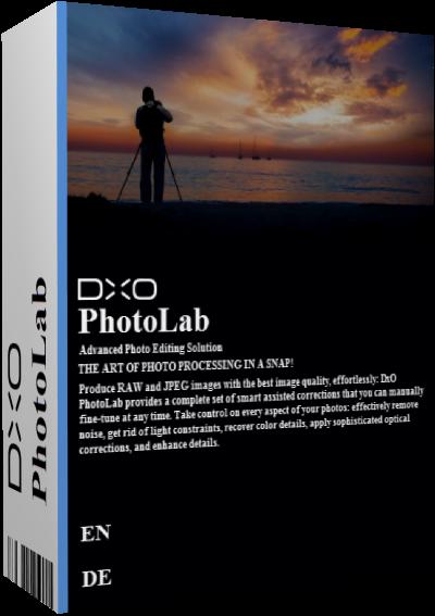 DxO PhotoLab v1.0.0 Build 12532 Elite (x64)