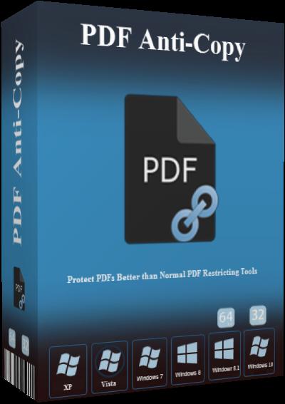 PDF Anti-Copy Pro v2.5.1.0 + Portable