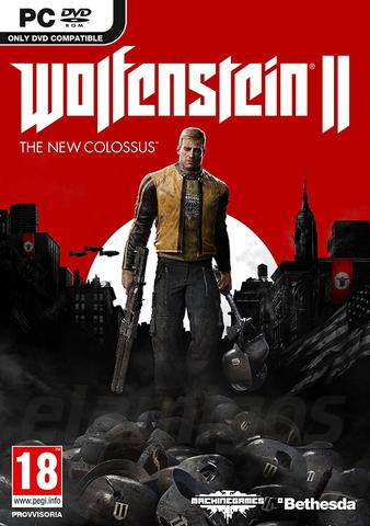 Wolfenstein II The New Colossus  –  German Language Pack – ElAmigos