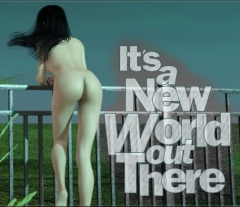 Its a New World Out There V0.01EA Cover