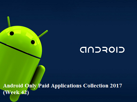 Best Paid Android Applications 2017 (Week 42)