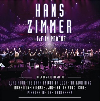 Hans Zimmer - Live In Prague (2017) .Mp3 - 320 Kbps
