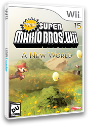 download New Super Mario Bros Wii 15 A New World