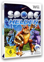 download Spore Helden