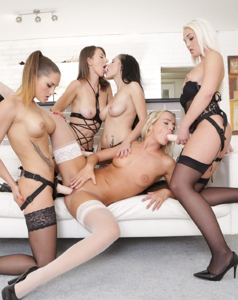 Emylia Argan, Lovita Fate, Barbara Bieber, Victoria Pure, Nicole Love - Spend Some Time 1080p
