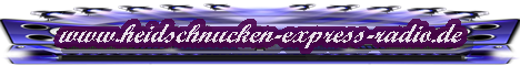 Heidschnucken Express Radio