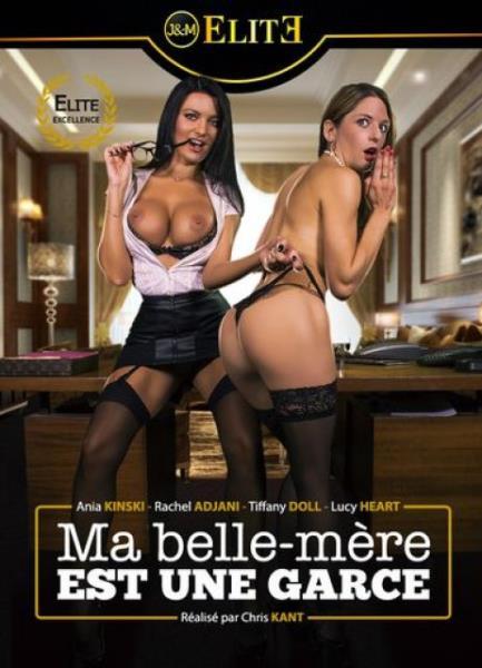 Ma Belle-Mere Est Une Garce 720p Cover