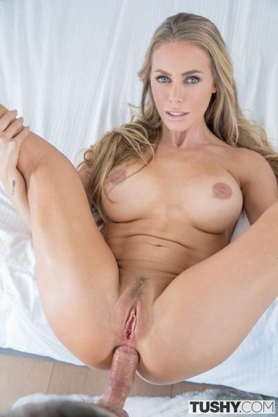 Nicole Aniston - Anal On The First Date (2017/HD)
