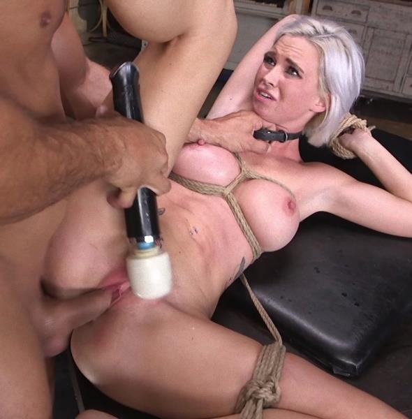 Astrid Star - Sex Slave Astrid Star Submits to Rope Bondage and Extreme Fucking! 720p