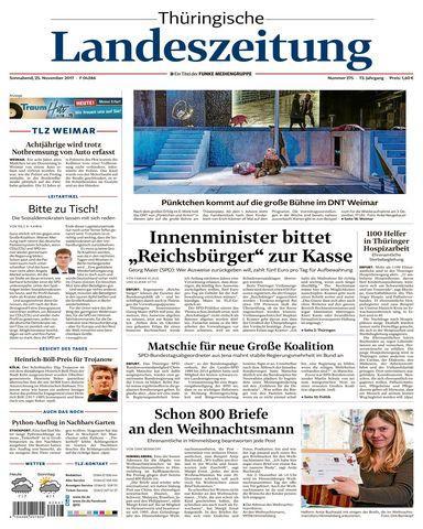 download Thueringische.Landeszeitung.Weimar.25.November.2017