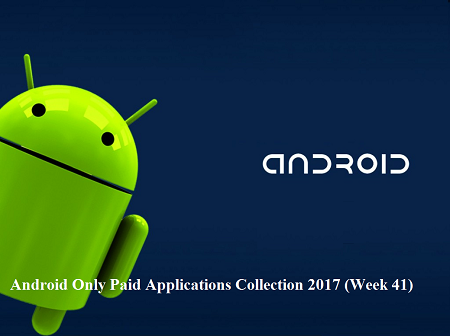 Best Paid Android Applications 2017 (Week 41)