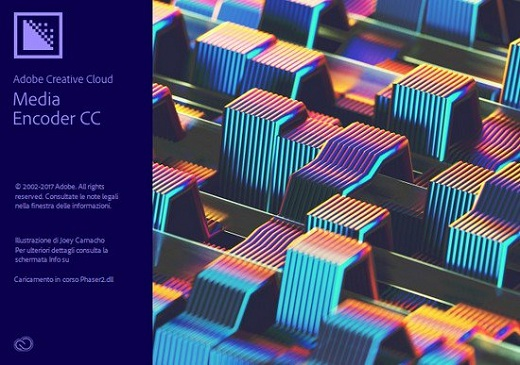 download Adobe Media Encoder CC 2018 v12.0.0.202