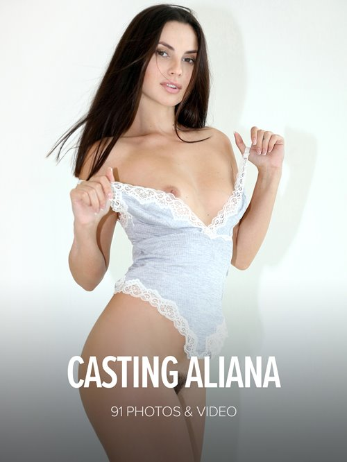 Watch4Beauty - Aliana - Casting Aliana (SEPT 4, 2017)