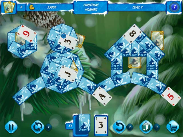 Solitaire Jack Frost: Winter Adventures 2 (2017)