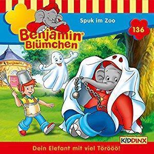 Benjamin Bluemchen Folge 136 Spuk im Zoo