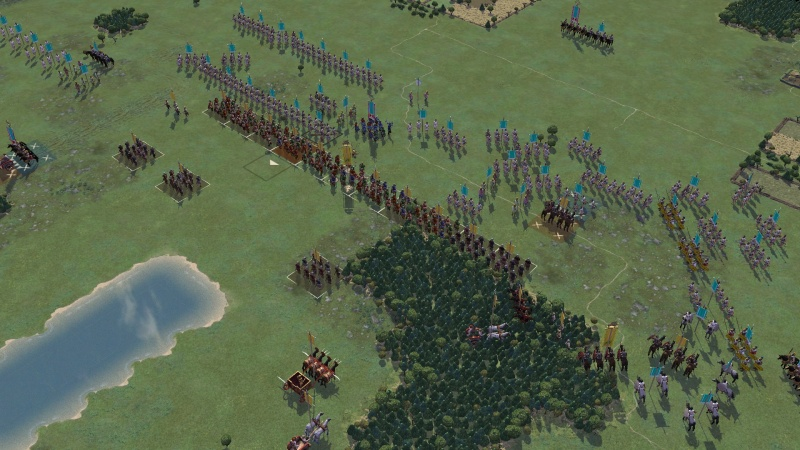 Field of Glory II: Immortal Fire (2017)