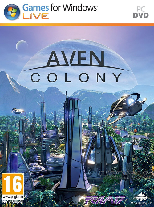 Aven Colony: The Expedition (2017)