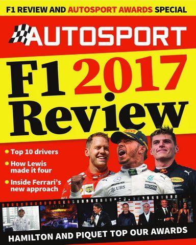 : Autosport 7 12 2017