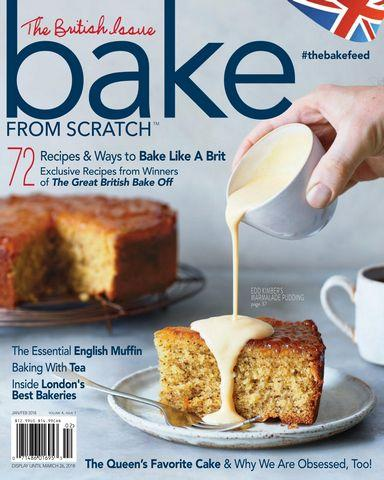 : Bake from Scratch January 01 2018