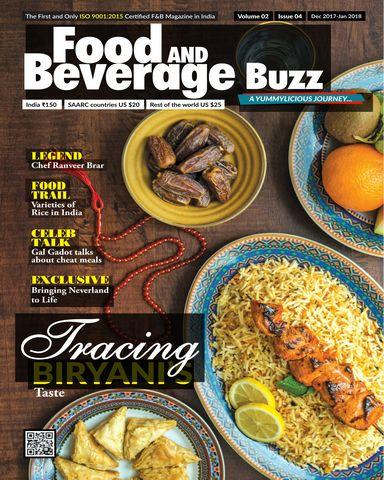 : Food and Beverage Buzz 12 2017