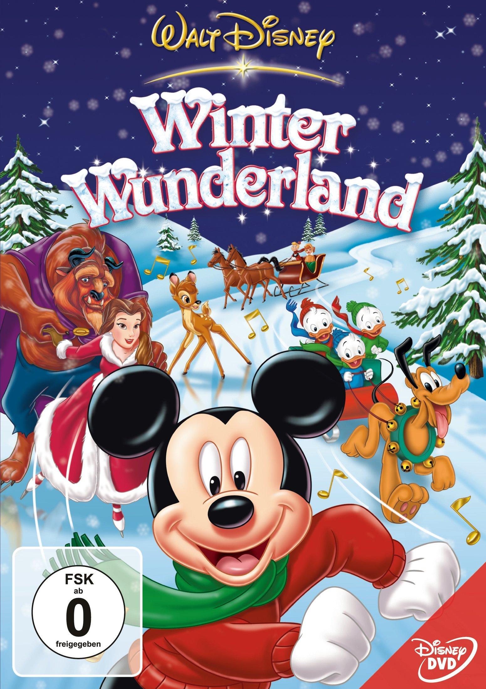 : Walt Disneys Winter Wunderland German 1947 Dvdrip XviD iNternal-Gxbg