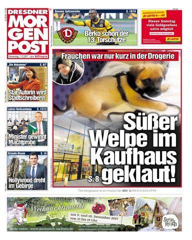 : Dresdner Morgenpost 07 Dezember 2017